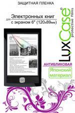 "LuxCase Защитная пленка для электронных книг 6"" (120x89 мм) Антибликовая"